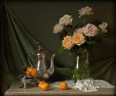 натюрморт с абрикосами by Lilia Kovalchuk on 500px