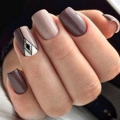 beautiful colorful nail design ideas for spring nails 2018 - nagel-design-bilder.de - beautiful colorful nail design ideas for spring nails 2018 # Spring Nails - Square Nail Designs, Colorful Nail Designs, Nail Designs Spring, Gel Nail Designs, Nails Design, Neutral Nail Designs, Accent Nail Designs, Trendy Nails, Cute Nails