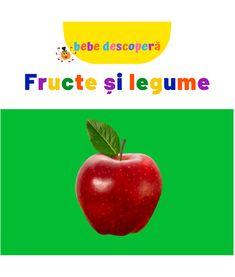 Fructe si legume. Bebe descopera Food, Essen, Meals, Yemek, Eten