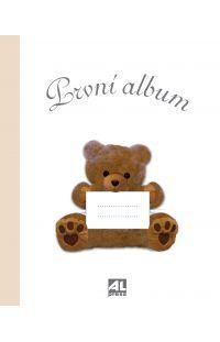První album našeho děťátka #alpress #album #miminko #knihy #hobby Teddy Bear, Album, Animals, Animales, Animaux, Teddy Bears, Animal, Animais, Card Book