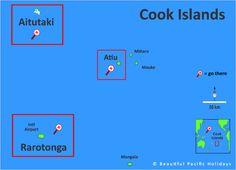 Trying to describe to my grandfather exactly WHERE in the world Rarotonga is, in relation to, well, everything else. I think this may help. LOL