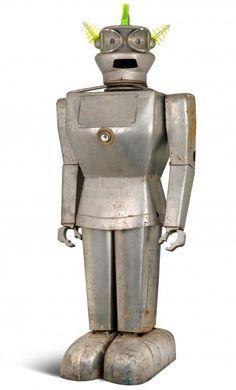 Cygan 50's robot