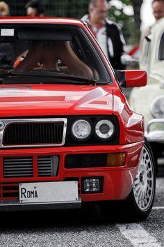 Lancia Delta Integrale   Shot taken @ Raduno Autostoriche AGIP - Roma   19-05-2013