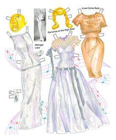 DORIS DAY - garcia palancar - Picasa Webalbum* 1500 free paper dolls The International Paper Doll Society Arielle Gabriel artist ArtrA  Linked In QuanYin5 *