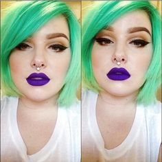 3 Witches Lipstick from Pretty Zombie Cosmetics. I NEED THIS LIPSTICK IN MY LIFE LIKE YESTERDAY
