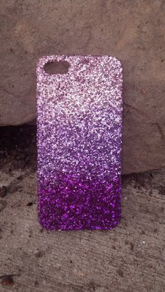 glitter iphone 4 iphone 5 case glitter case  by kickinitclothing, $15.00 - i need this as soon as i get to upgrade my phone!!!