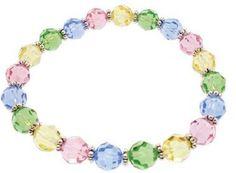 Cotton Candy Beaded Bracelet | FaveCrafts.com