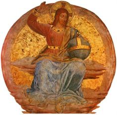 Christ the Judge ~ Fra Angelico