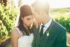 Falkner Winery Wedding Photos In Temecula, California