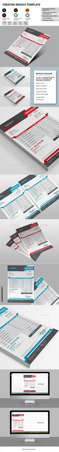 Item Database in S Stationery Printing, Stationery Templates, Stationery Shop, Stationery Design, Print Templates, Invoice Design Template, Brochure Template, Ms Word 2003, Print Design