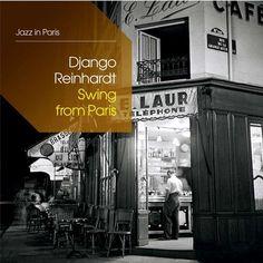 Django Reinhardt (1910-1953): Swing From Paris (Jazz In Paris) (3 CDs) – jpc