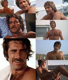 """""""Lifeguard"""" starring a young Sam Elliott. Elliot is terrific. Hollywood Stars, Classic Hollywood, Hollywood Men, Sam Elliott Pictures, Viejo Hollywood, Katharine Ross, Tom Selleck, Thing 1, Good Looking Men"""