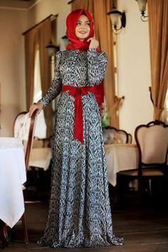 Pınar Şems - Laminasyon Elbise Beyaz
