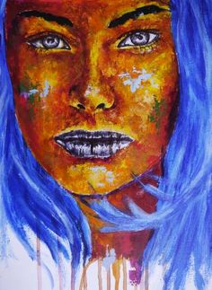 """Saatchi Art Artist Bazevian BAZEVIAN; Painting, """"Post Synthétique XIII by…"""