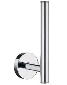 Amazon.com: Home Spare Toilet Roll Tissue Holder in Polished Chrome Finish: Hardware