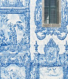A city break in Porto - Part 1 - via These Four Walls 13.04.2015   A couple of weeks ago we hopped over to Portugal for a week's break, split between Porto and the beautiful vineyards of the Douro Valley.  I've spent a fair bit of time in Portugal in recent years (beguiling Lisbon, the elegant old city of Evora), but I've never before made it as far north as Porto. It's one of Europe's oldest cities...