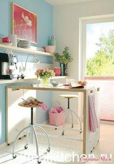 (1) - Ideas para cocinas pequeñas   MI CASA