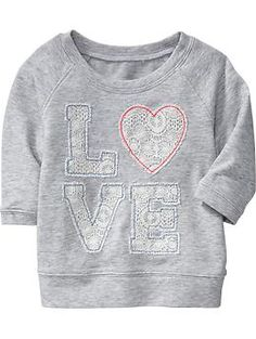 Applique Sweatshirts for Baby | Old Navy