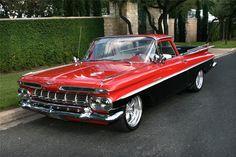 Chevrolet El Camino 1959.