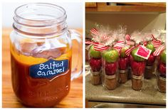 Salted Caramel Recipe - DIY Gift World