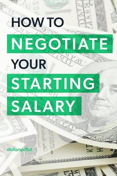 Check out these 10 tips on how to negotiate your salary and get that pay check that you have always wanted/ |Paycheck| Money| Negotiate Money| Careers| All Things Money| Earn More Money, Make Money Fast, Make Money From Home, Make Money Online, Company Benefits, Paid Time Off, Contract Law, Employee Handbook, Executive Resume