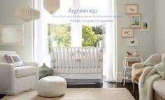 Nursery Bedding & Nursery Decor | Serena & Lily