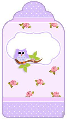 Kit para impressão corujinha, Kit completo corujinha, convite grátis corujinha, festa coruja, tema coruja, ideias para festa coruja, personalizados coruja