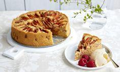 Saftig Eplekake French Toast, Pie, Breakfast, Desserts, Food, Torte, Morning Coffee, Tailgate Desserts, Cake
