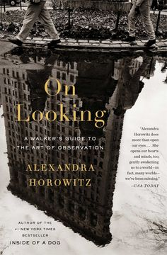 On Looking: A Walker's Guide to the Art of Observationby Alexandra HorowitzIf you're constantly glued to your smartphone and need a little R&R, this book is for you. Based on 11 walks the author took,On Lookingexplores how perspective and observation interact with human emotions. So take out your headphones and experience life — and all the hidden art it entails —in real-time.