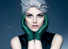 Editorial: Hat Act | Photographer: Antonio Patrizio | www.see7mag.com