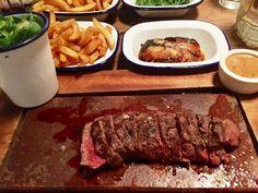 #FLAT #IRON #STEAK #フラットアイロン #ステーキ #ロンドン現地情報 #みゅうロンドン #ブログ #ロンドン グルメ#ロンドン お肉料理 #ロンドン人気のレストラン #ステーキ #