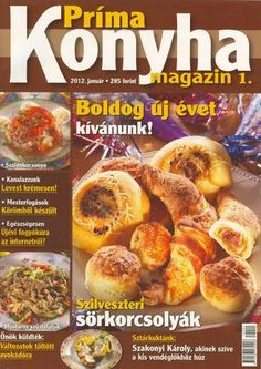 prima konyha magazin 2011 11 by boldogpeace Sausage, French Toast, Breakfast, Food, Sausages, Hoods, Meals, Hot Dog, Chinese Sausage