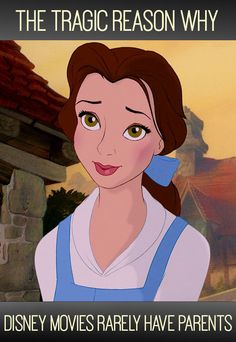 We may finally know why so many Disney characters don't have moms.