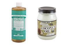 Going Shampoo-Free - No Poo Method - ELLE. Use Doc Bronner's and coconut oil to transition your hair into no poo