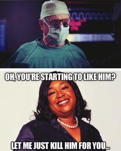 The Best Grey's Anatomy Memes (23 Pics) | Vitamin-Ha  Lol! @Britney Wilkes   Click on the picture to see the rest of them.