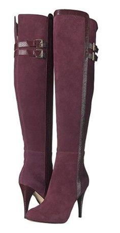 1483f37331fd MICHAEL Michael Kors Women s Delaney Boot plum 7.5