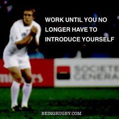 Let your hard work and effort speak for itself!
