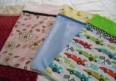Travel Pillows @ The Crafty Quilter