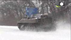 Ni el Ejército ucraniano ni los rebeldes prorrusos comenzarán la retirada de armamento pesado hasta que se cumpla totalmente el alto el fuego