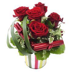 Tube de roses