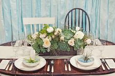 Howl Creative Co. – Succulents: How They Work For Weddings