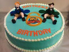 Wild Kratts Cake — Childrens Birthday Cakes