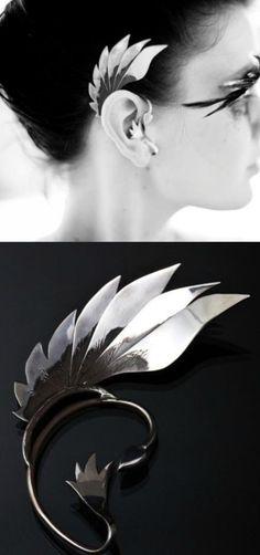 ear cuffs http://amzn.to/2svzg1d