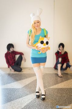 Fionna From Adventure Time!