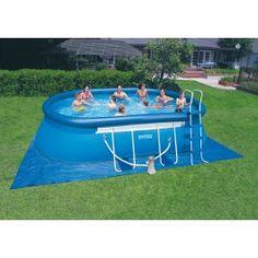 swimming pools on pinterest metal frames swimming pools. Black Bedroom Furniture Sets. Home Design Ideas