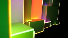 ENVISION : Step into the sensory box / World Mobile Congress à Barcelone by SUPERBIEN. ENVISION : Step into the sensory box. Sous ce nom se cache l'expérience immersive offerte par ALCATEL-LUCENT à ses clients lors du dernier Mobile World Congress. Une expérience à base de vidéo mapping conçue par l'agence SUPERBIEN et le département New Media de l'Agence \Auditoire. Le public était invité à entrer dans un cube et à découvrir une vision artistique de la tagline de l'événement : Transforming…