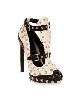 Fall 2012 : Alexander McQueen Shoes
