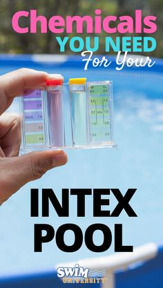 The Ultimate Guide to Intex Pool Care. An Intex pool must be cared for like any other pool. Your new pool will need a proper pump and filter depending on its size and you will need to caref. Small Above Ground Pool, Intex Above Ground Pools, In Ground Pools, Swimming Pool House, Swimming Pool Designs, Diy Pool, Pool Backyard, Pool Fun, Backyard Ideas