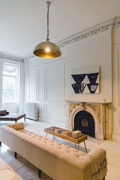 A Designer's Serene Brooklyn Brownstone | Design*Sponge