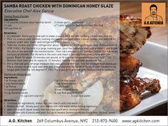 Samba Roast Chicken